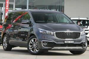 2016 Kia Carnival YP MY17 Platinum Graphite 8 Speed Automatic Wagon Waitara Hornsby Area Preview
