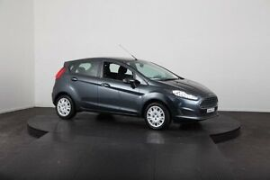 2014 Ford Fiesta WZ Ambiente Grey 6 Speed Automatic Hatchback Mulgrave Hawkesbury Area Preview
