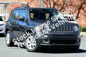 2016 Jeep Renegade BU MY16 Longitude DDCT Grey 6 Speed Sports Automatic Dual Clutch Hatchback
