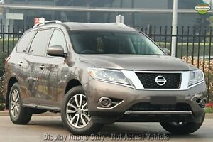 2013 Nissan Pathfinder R52 MY14 ST X-tronic 2WD Grey 1 Speed Constant Variable Wagon Liverpool Liverpool Area Preview