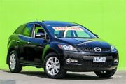 2007 Mazda CX-7 ER1031 MY07 Luxury Black 6 Speed Sports Automatic Wagon Ringwood East Maroondah Area Preview