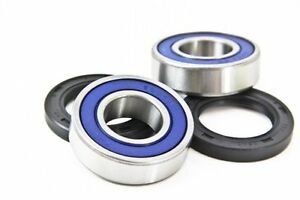 If you need wheel bearings, call Cooper's for complete kits.