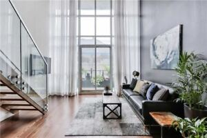 Stunning Loft In The Highly Sought-After Liberty Market Lofts!