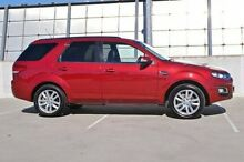 2015 Ford Territory SZ MkII TS Seq Sport Shift Red 6 Speed Sports Automatic Wagon Midland Swan Area Preview