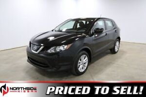 2019 Nissan Qashqai AWD Back up cam, Bluetooth, Heated seats, Bl