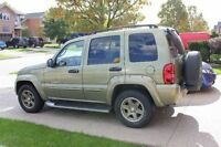 2002 Jeep Renegade LIMITED SUV, Crossover