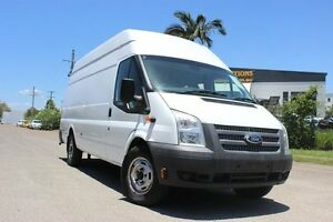 2012 Ford Transit VM MY12 Update High (LWB) White 6 Speed Manual Van Underwood Logan Area Preview