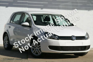2012 Volkswagen Golf VI MY12.5 118TSI DSG Comfortline White 7 Speed Sports Automatic Dual Clutch Glenelg Holdfast Bay Preview