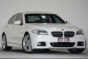 2012 BMW 528I F10 MY12 28I White 8 Speed Automatic Sedan Coopers Plains Brisbane South West Preview