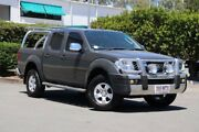 2010 Nissan Navara D40 ST-X Grey 6 Speed Manual Utility Acacia Ridge Brisbane South West Preview