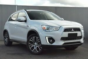2015 Mitsubishi ASX White Constant Variable Wagon Heidelberg Heights Banyule Area Preview