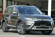 2018 Mitsubishi Outlander ZL MY18.5 LS AWD Brown 6 Speed Constant Variable Wagon Christies Beach Morphett Vale Area Preview
