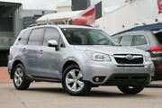 2013 Subaru Forester S4 MY13 2.5i Lineartronic AWD Silver 6 Speed Constant Variable Wagon Hillcrest Logan Area Preview