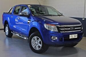 2014 Ford Ranger PX XLT Double Cab 6 Speed Manual Utility Blair Athol Port Adelaide Area Preview
