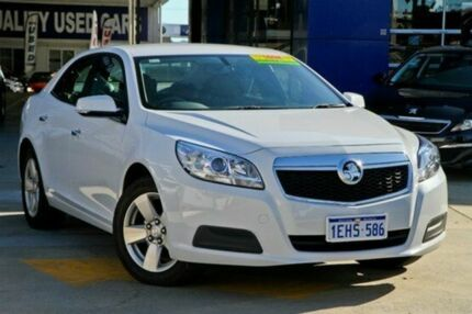 2013 Holden Malibu V300 MY13 CD White 6 Speed Auto Seq Sportshift Sedan Myaree Melville Area Preview