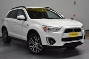 2015 Mitsubishi ASX XB MY15.5 LS 2WD White 6 Speed Constant Variable Wagon Brooklyn Brimbank Area Preview