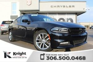2015 Dodge Charger SXT - Sunroof - Heated/Cooled Leather Seats -