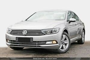 2016 Volkswagen Passat 3C (B8) MY16 132TSI DSG Silver 7 Speed Sports Automatic Dual Clutch Sedan Invermay Launceston Area Preview
