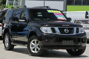 2011 Nissan Pathfinder R51 MY10 Ti 550 Black 7 Speed Sports Automatic Wagon Windsor Brisbane North East Preview