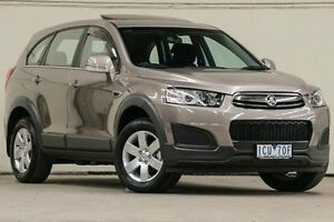 2014 Holden Captiva Bronze Sports Automatic Wagon Vermont Whitehorse Area Preview