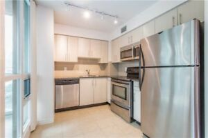 Furnished 1 bd, 1 bath in a Spacious Condo. Female. Aug 1