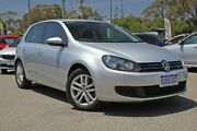 2012 Volkswagen Golf VI MY12.5 118TSI DSG Comfortline Silver 7 Speed Sports Automatic Dual Clutch Rockingham Rockingham Area Preview