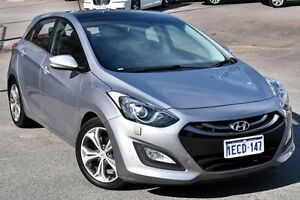2012 Hyundai i30 GD Premium Silver 6 Speed Sports Automatic Hatchback Myaree Melville Area Preview