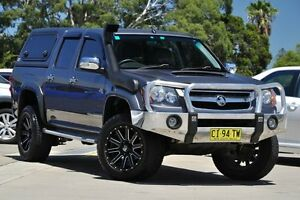 2010 Holden Colorado RC MY10.5 LT-R (4x4) Grey 5 Speed Manual Crewcab Greenacre Bankstown Area Preview