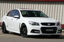 2014 Holden Commodore VF SS-V White 6 Speed Manual Sedan Homebush Strathfield Area Preview