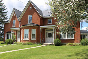 Huge Victorian Home on 10 Acres with River Waterfront