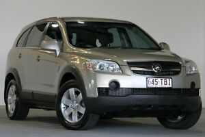 2007 Holden Captiva CG MY08 CX (4x4) Brown 5 Speed Automatic Wagon Coopers Plains Brisbane South West Preview