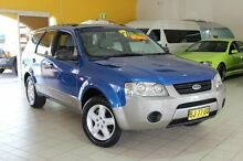 2007 Ford Territory SY TS Blue 4 Speed Automatic Wagon Jamisontown Penrith Area Preview