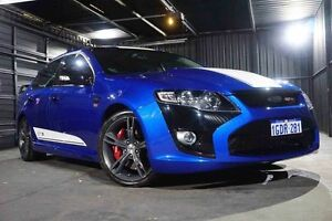 2014 Ford Performance Vehicles GT F FG MK II 351 Blue 6 Speed Sports Automatic Sedan Wangara Wanneroo Area Preview