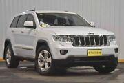 2013 Jeep Grand Cherokee WK MY2013 Laredo White 5 Speed Sports Automatic Wagon Hendra Brisbane North East Preview