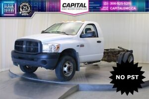 2007 Dodge Ram 3500 *Dually-Cab & Chassis*
