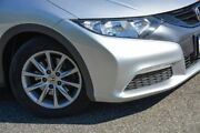 2013 Honda Civic 9th Gen MY13 VTi-S Silver 5 Speed Sports Automatic Hatchback Wilson Canning Area Preview