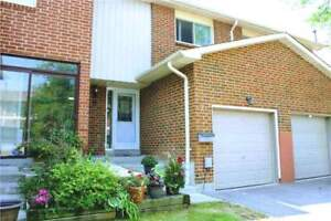 Fully Upgraded & Well Maintained Townhouse In Dorset Park!!