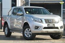 2015 Nissan Navara D23 ST Silver 7 Speed Sports Automatic Utility Mount Gambier Grant Area Preview