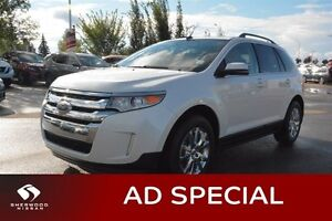 2013 Ford Edge LIMITED AWD Accident Free,  Navigation (GPS),  Le