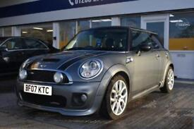BAD CREDIT CAR FINANCE AVAILABLE 2007 07 MINI HATCH 1.6 JCW COOPER S
