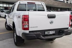 2016 Holden Colorado RG MY16 LS Crew Cab White 6 Speed Manual Utility Thornleigh Hornsby Area Preview