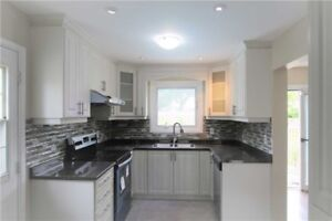 Lovely, Spacious Layout, Fully Renovated, Three Bedroom