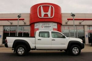 2011 Toyota Tacoma DOUBCAB+ MP3 COMPATIBLE+ TOW HITCH/HOOKS