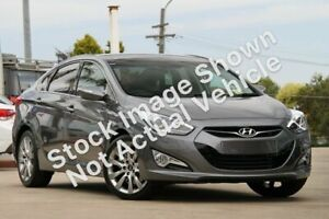 2012 Hyundai i40 VF2 Premium Stone Grey/leather 6 Speed Sports Automatic Sedan Reynella Morphett Vale Area Preview