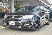 2016 Holden Commodore VF II MY16 SS V Redline Black 6 Speed Sports Automatic Sedan Somerton Park Holdfast Bay Preview
