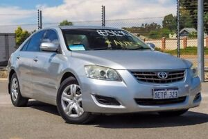 2008 Toyota Aurion GSV40R AT-X Silver 6 Speed Sports Automatic Sedan Kenwick Gosnells Area Preview