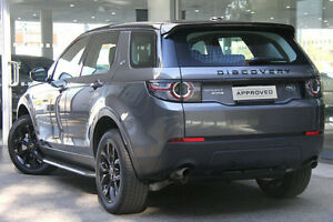 2016 Land Rover Discovery Sport LC MY16.5 Si4 SE Grey 9 Speed Automatic Wagon Petersham Marrickville Area Preview