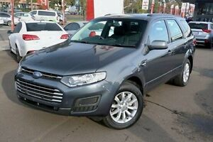 2015 Ford Territory SZ MkII TS Seq Sport Shift Grey 6 Speed Sports Automatic Wagon Nunawading Whitehorse Area Preview