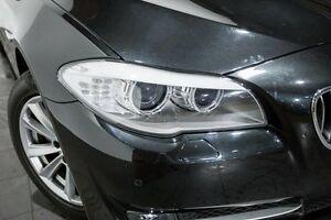 2013 BMW 520I F10 MY1112 Steptronic Black 8 Speed Sports Automatic Sedan Rozelle Leichhardt Area Preview