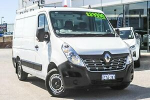 2015 Renault Master X62 Platform Cab AMT White 6 Speed Sports Automatic Single Clutch Cab Chassis